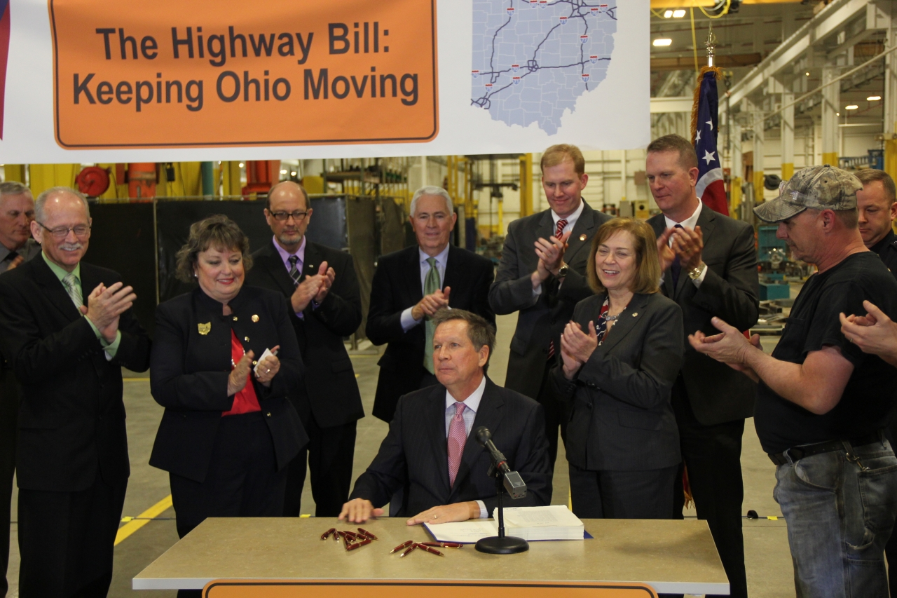 Ohio House Bill 53, the Transportation and Public Safety Budget, Signed Into Law