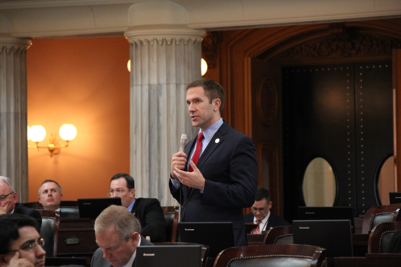 House Passes Legislation to Improve Ohio's Legal Transparency, Accountability