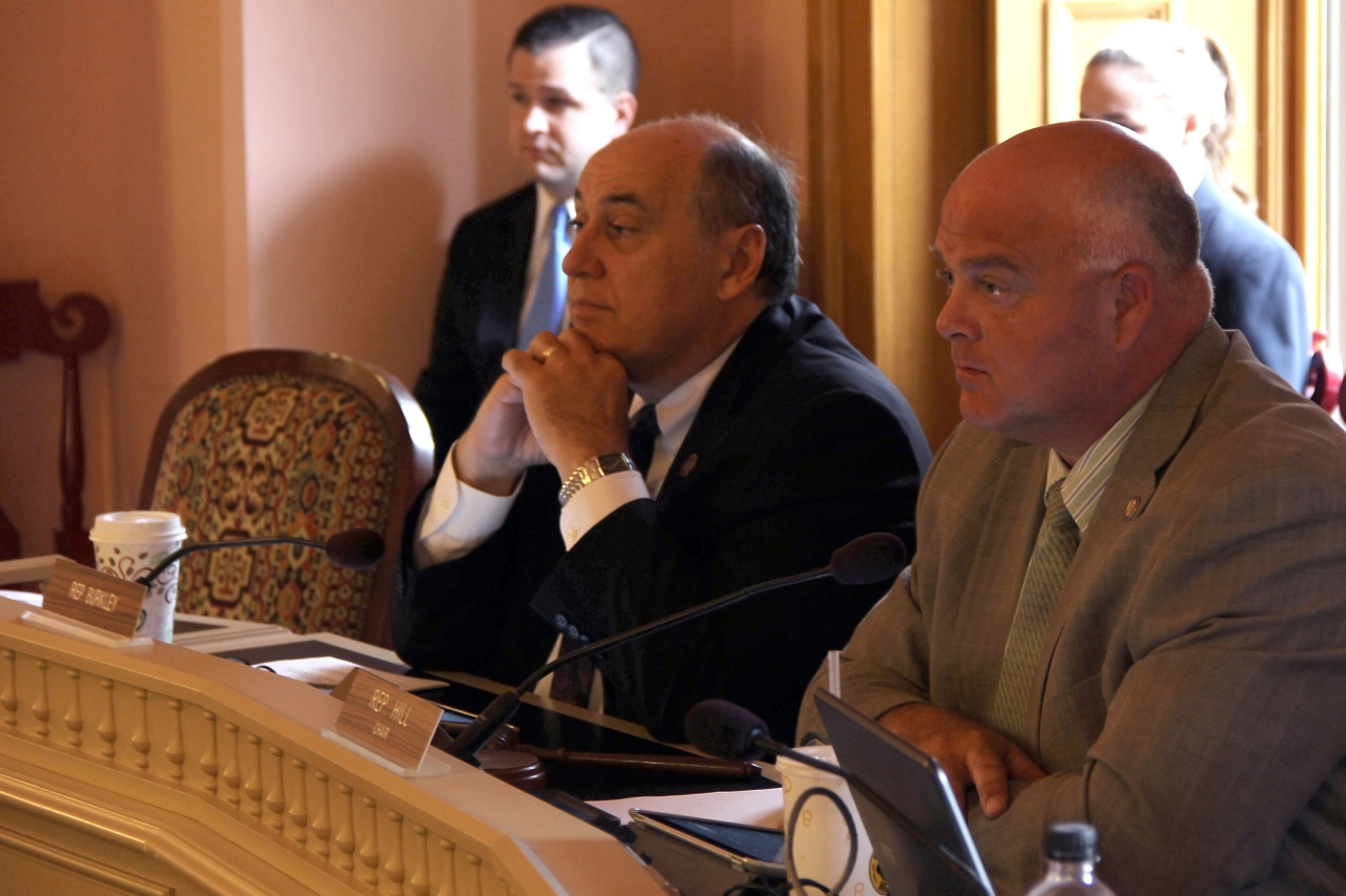 Ohio House Agriculture Committee Receives Status Update