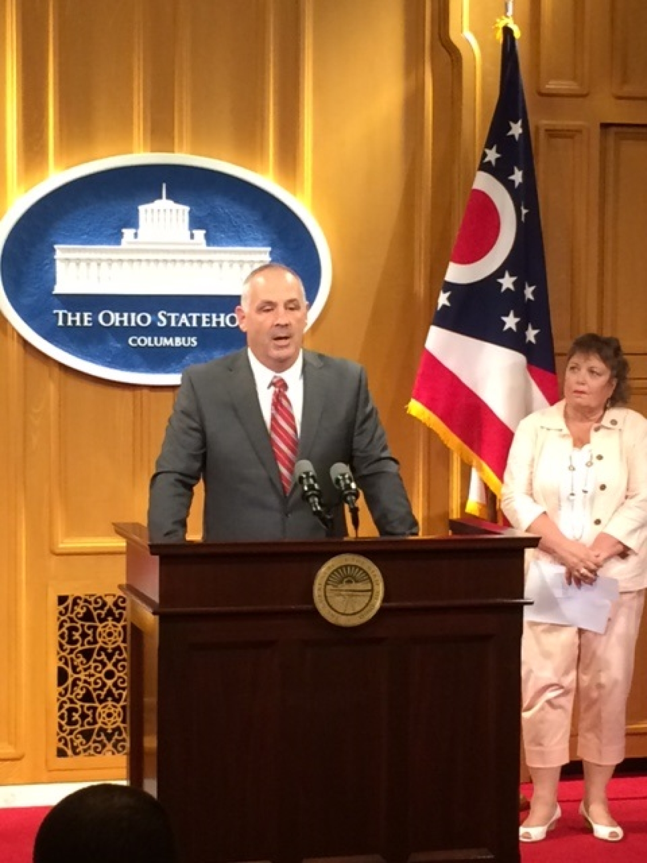 Reps. Huffman, Grossman Discuss Upcoming Legislation to Upgrade Statewide Trauma System