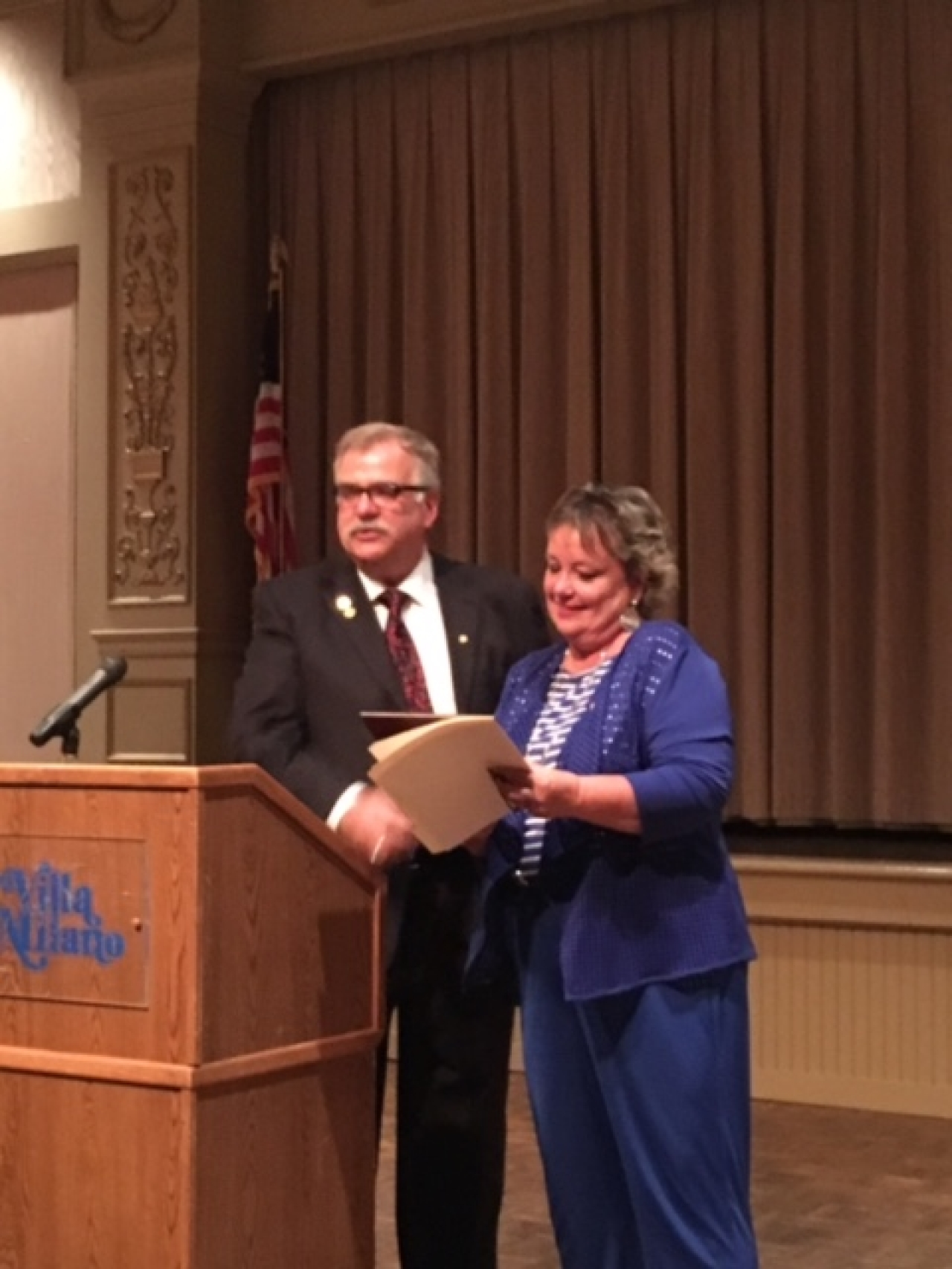 Rep. Grossman Receives Scottish Rite Award