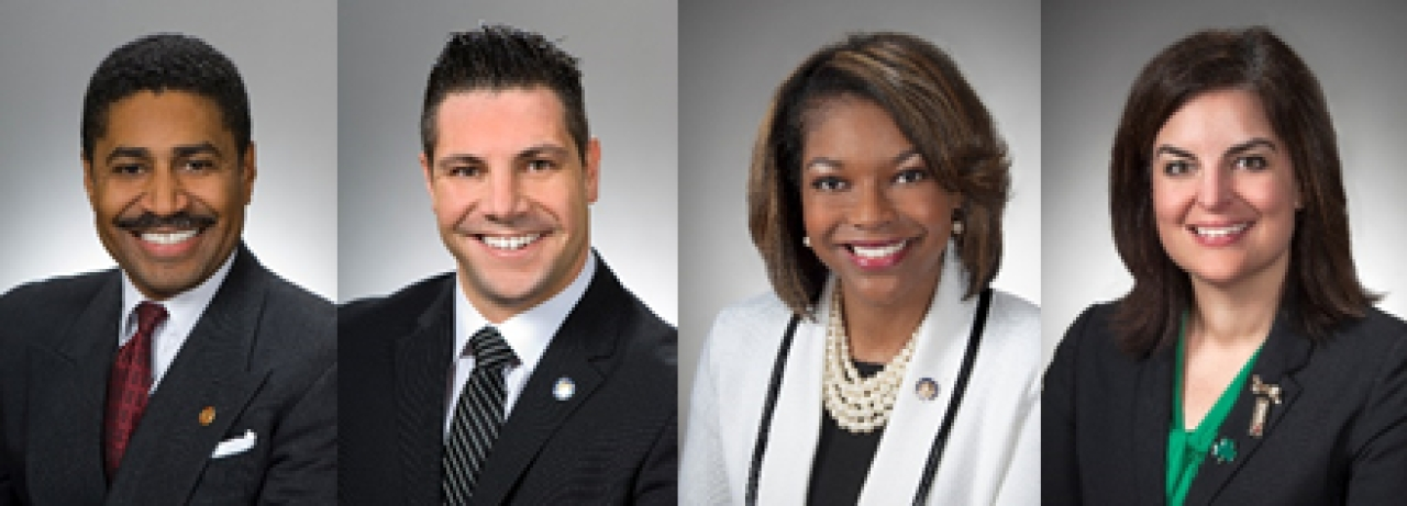 Ohio House Democrats announce new leadership lineup for 2018