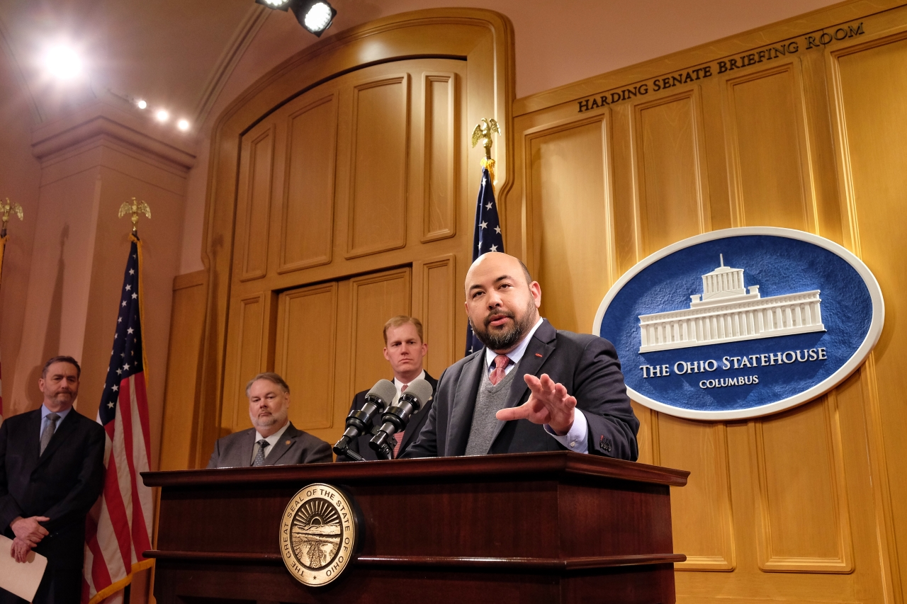 Speaker Rosenberger, Auditor Yost Call for More Data Related to Managed Care Plans and PBM Industry