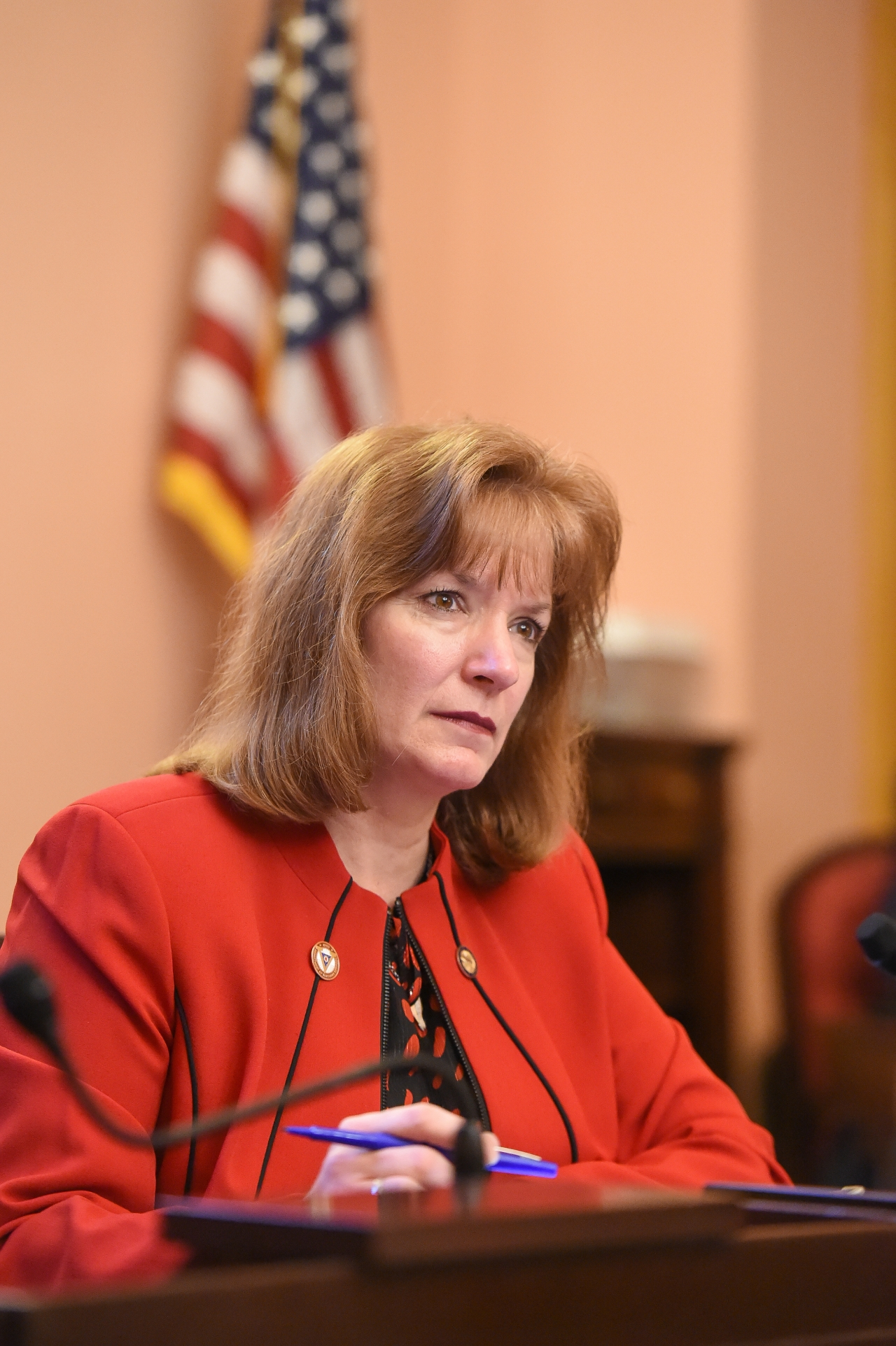 Testimony Given in Support of Suicide Education Bills