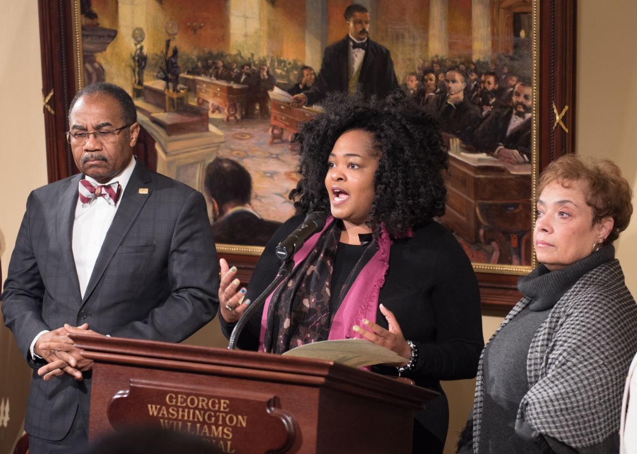 Black Caucus Members Call for Study on African-American Ohioans
